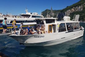 Positano and Amalfi Coast Boat Tour
