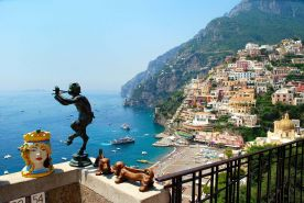 Positano, Amalfi and Ravello by car