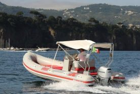 RHIB Joker Boat Clubman 19