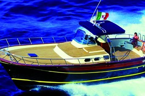 Gozzo 36 Open Cruise